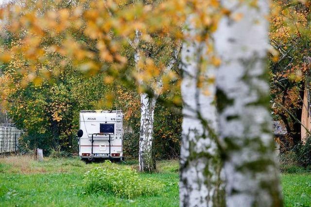 Der Campingplatz Allmannsweier ist erneut Thema im Ortschaftsrat