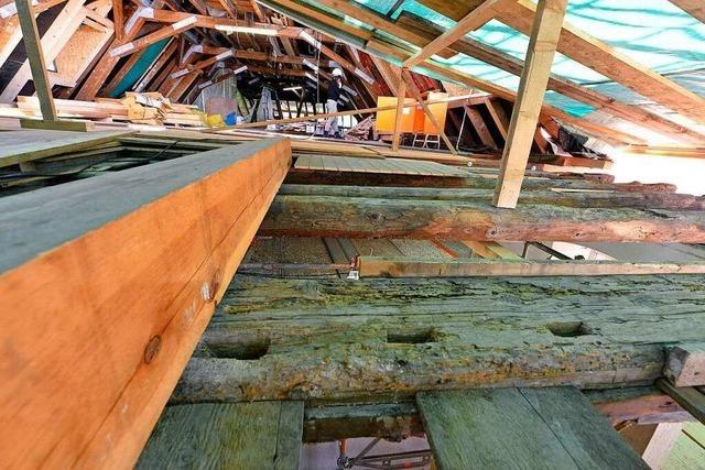 Architekt: Schlechte Bausubstanz und Vernachlässigung machen das Augustinermuseum teuer
