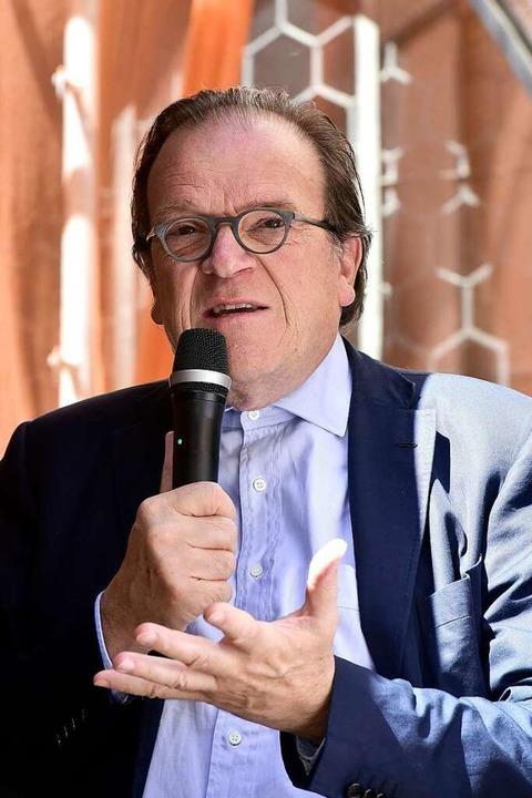 Christoph Mäckler  | Foto: Thomas Kunz