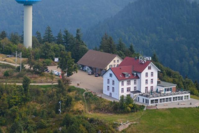 Blauenhaus auf dem Markgräfler Hausberg hat drei neue Pächter