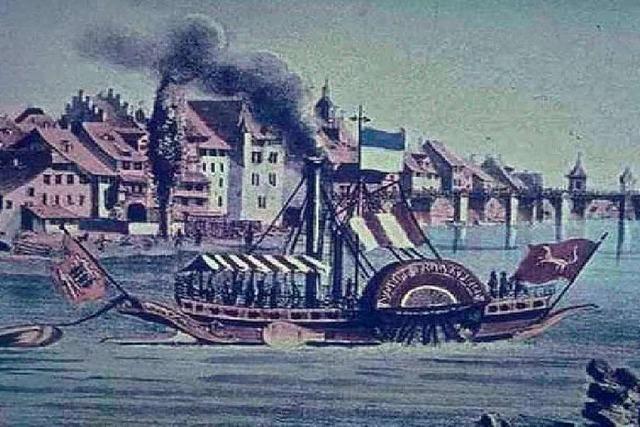 Die Schweizer Rheinschifffahrt ist ein Stück gelebtes Europa