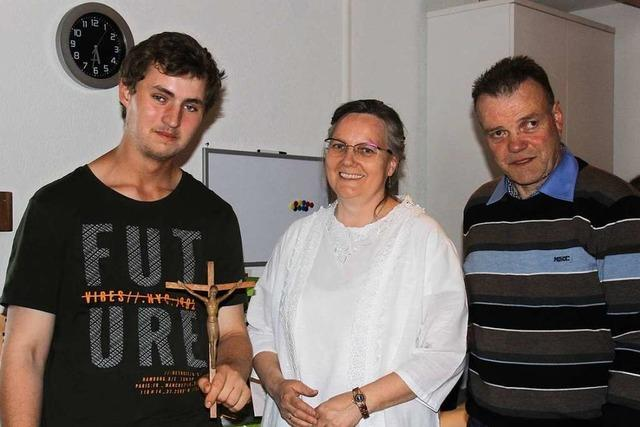 Rickenbacher Wohngemeinschaft eingeweiht