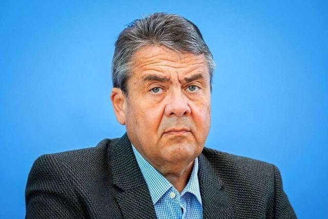 Sigmar Gabriel kandidiert nicht wieder für den Bundestag