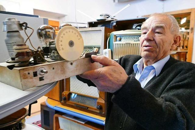 Welmlinger Museum zeigt 100 Jahre Radiogeschichte