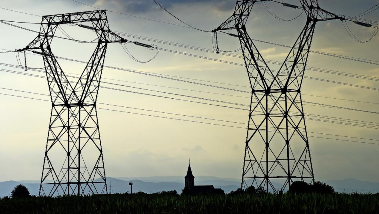 Die elsässische Gemeinde Fessenheim is...t  aus, wenn der Meiler vom Netz geht?  | Foto: Siegfried Gollrad