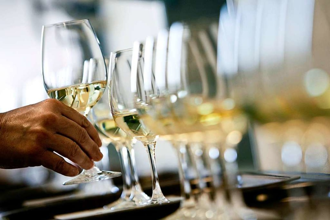 Warum nicht Wein am Vatertag? (Symbolbild)  | Foto: Frank Rumpenhorst