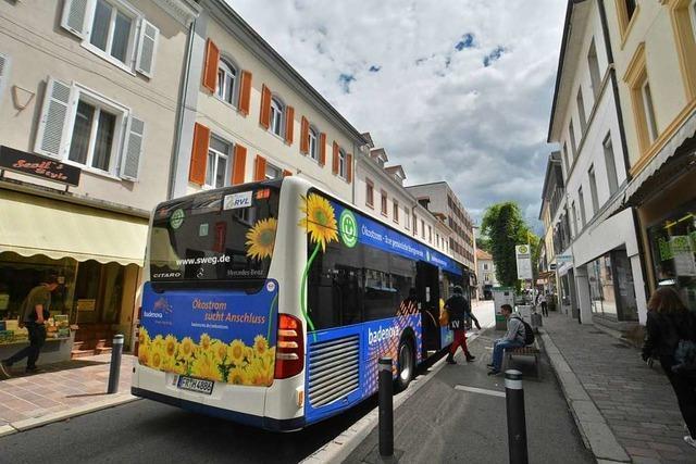 Elf Anfragen spiegeln fünf Jahre Amtszeit des Gemeinderats Lörrach