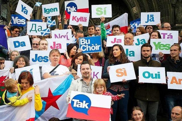 Tausende Übersetzer halten die EU-Maschinerie am laufen