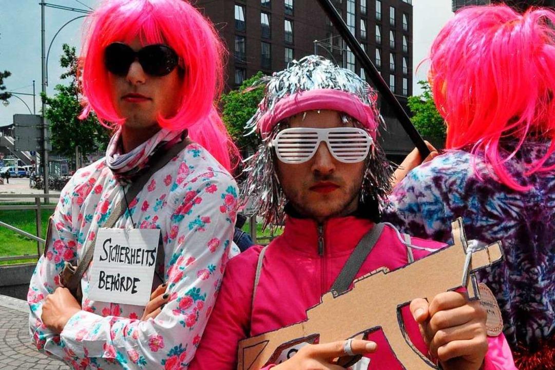 Neue Polizeibefugnisse als Gefahr für  Freiheitsrechte?  | Foto: Sigrun Rehm