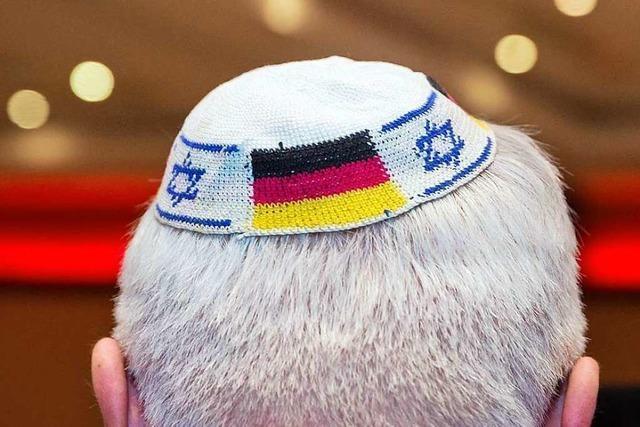 Besser keine Kippa tragen in Deutschland? Israel ist schockiert