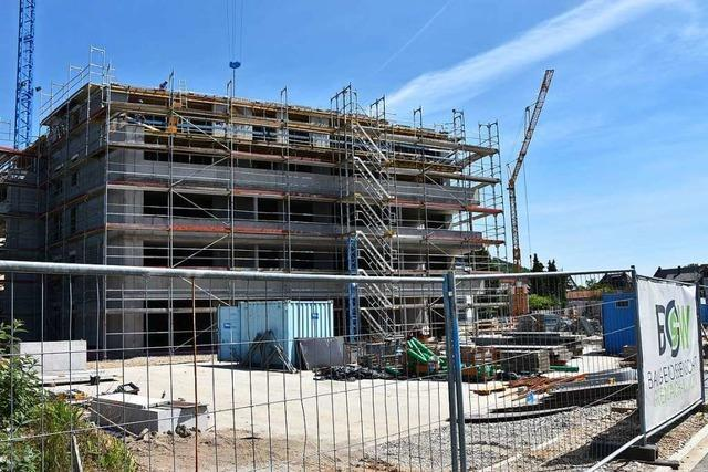 Die Baugenossenschaft Grenzach-Wyhlen steigert ihre Bilanzsumme deutlich