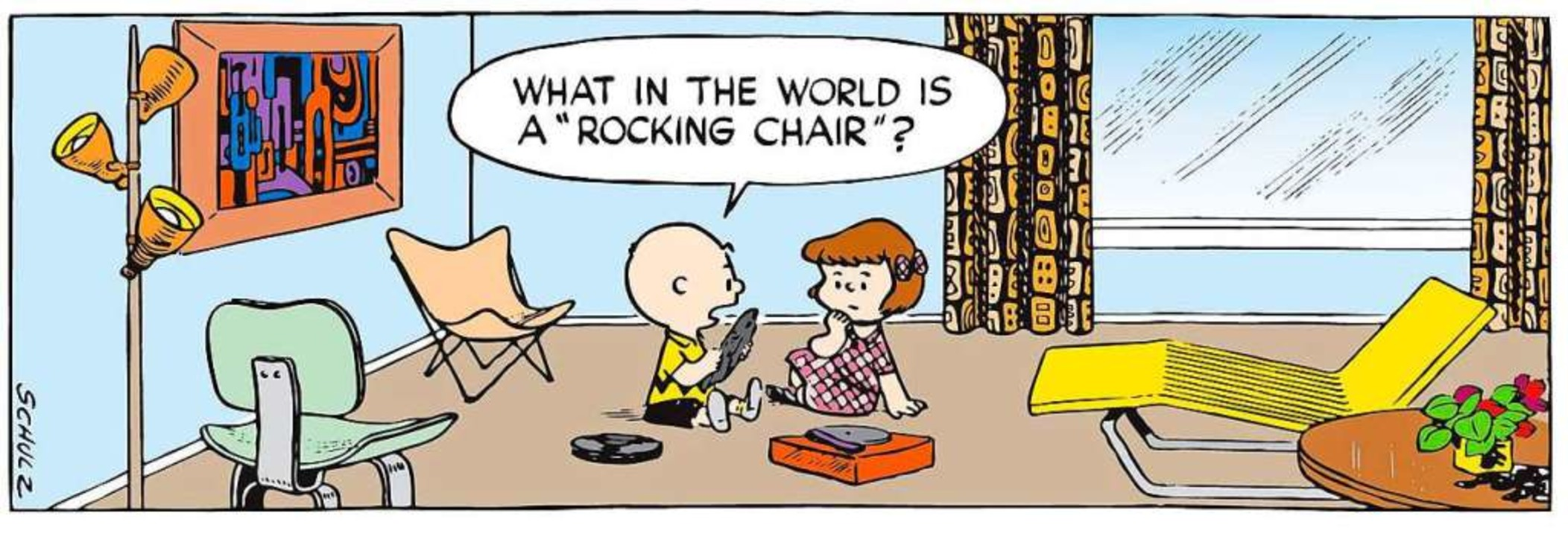 Charles Schulz, Peanuts (Ausschnitt), 1953  | Foto: 1953 Peanuts Worldwide LLC
