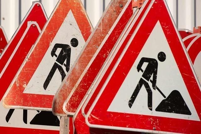 Sperrung zu Pfingsten: Freiburger Brücken werden saniert