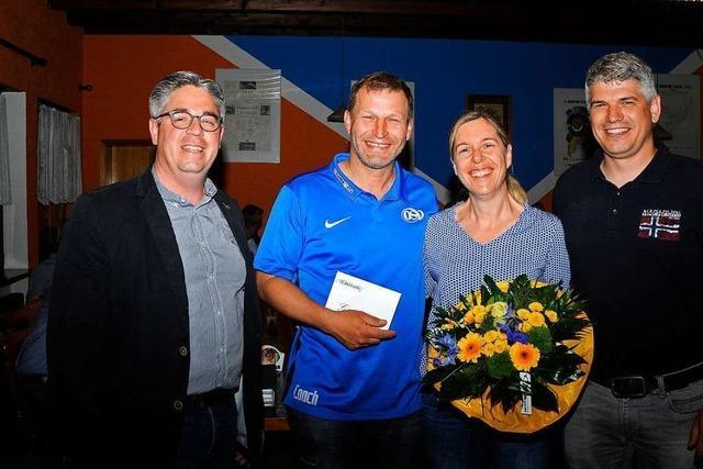 Bix verlässt die Erste Herrenmannschaft des SV Oberweier