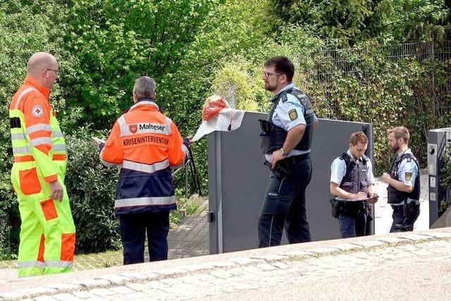 Frau und Kind tot - Familienvater wird Haftrichter vorgeführt