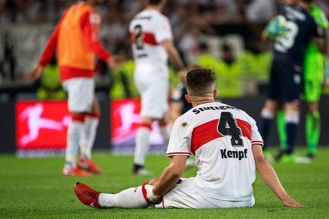 VfB-Trainer denkt an Wechsel in der Defensive