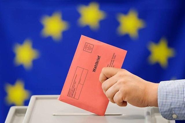 Was für Wahlen finden am Sonntag statt?