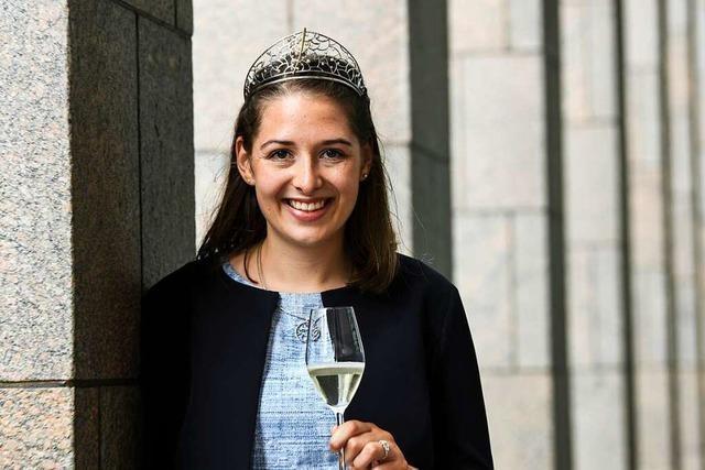 Das sagt die Badische Weinkönigin über den Breisgauer Wein