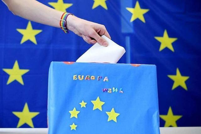 Das sind die Ergebnisse der Europawahl 2019 im Kreis Emmendingen