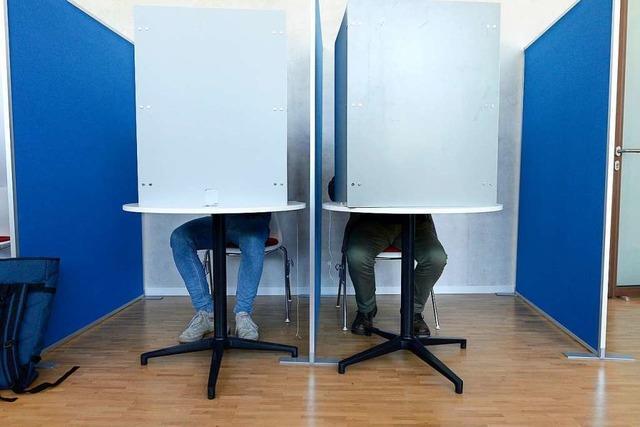 Grüne haben in Freiburg mehr Stimmen als CDU und SPD zusammen