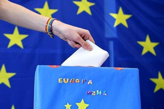 Interaktive Karte: So hat Südbaden bei der Europawahl 2019 abgestimmt