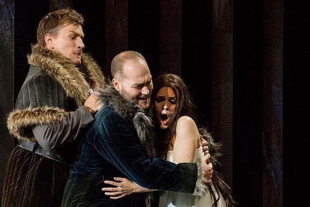 Fatale Dreiecksgeschichte: Debussy-Oper am Theater Freiburg