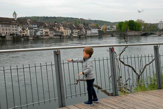 Auf zum Fluss: Wo Kinder am Rhein eine Rallye machen können