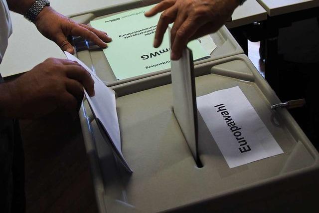 Stimmen zu den Europawahlergebnissen aus dem Landkreis Breisgau-Hochschwarzwald