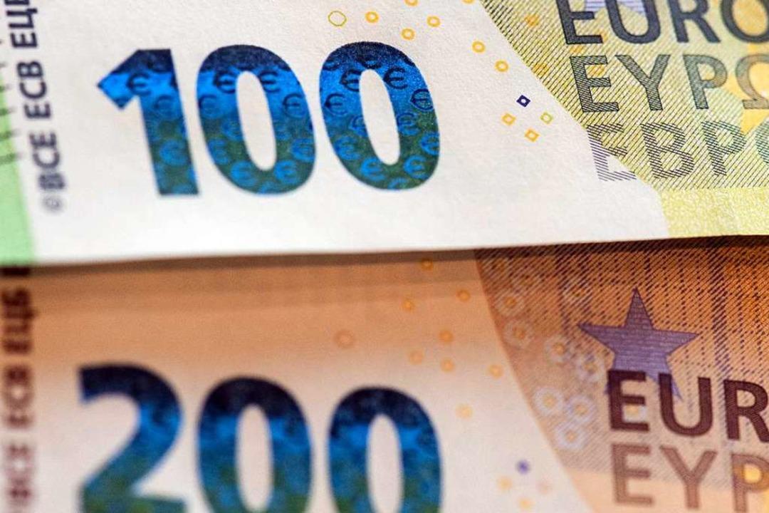 Gundelfingen plant hohe Investitionen.  | Foto: Boris Roessler (dpa)