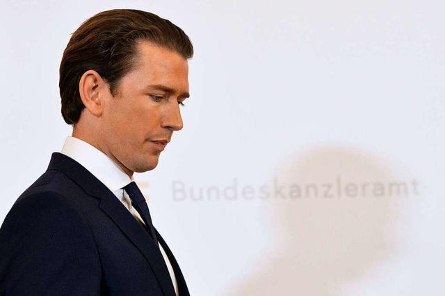 Live-Ticker: Misstrauensantrag gegen Österreichs Kanzler Kurz