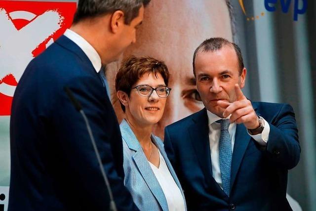 CDU sieht Mängel beim Zugang zu jungen Wählern