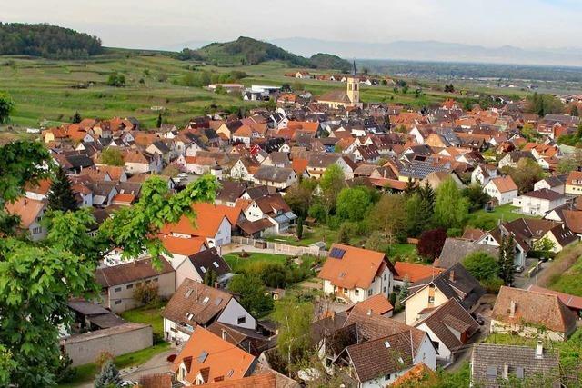 Bei der Kommunalwahl in Vogtsburg bleiben die Freien Wähler die stärkste Kraft