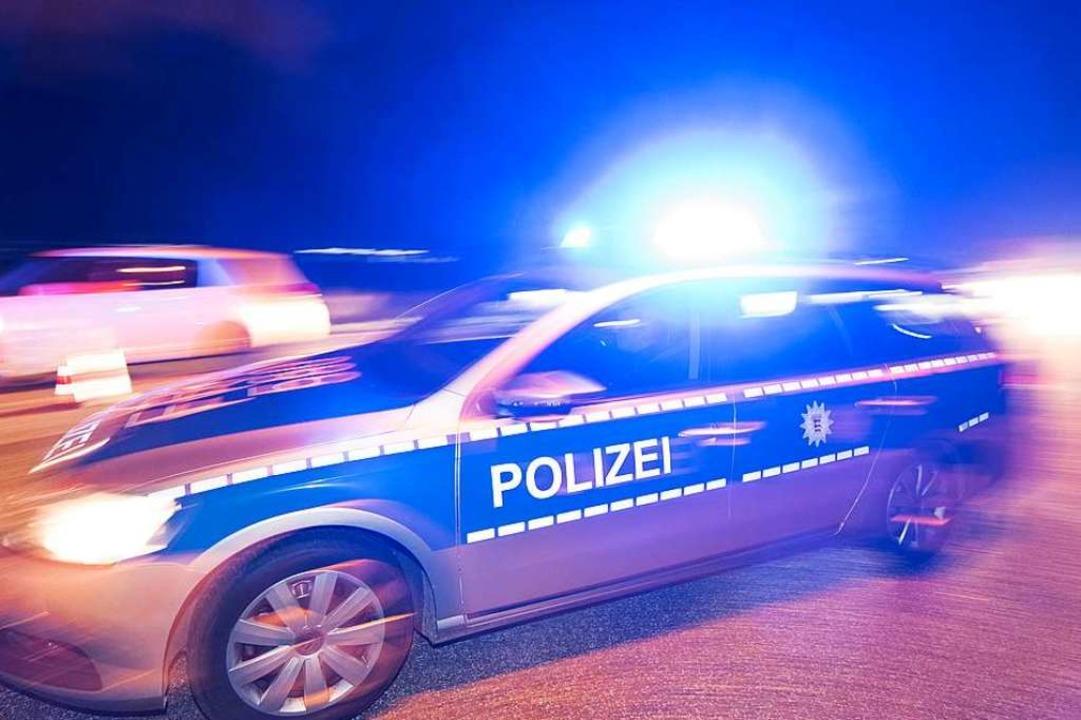 Wegen einer Messerstecherei gab es ein...zeieinsatz in Kirchhofen. (Symbolbild)  | Foto: Patrick Seeger