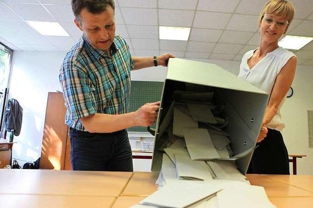 Die Kommunalwahl in der Ortenau