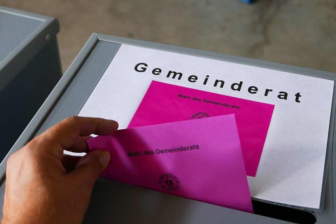 Inzlingen ist ausgezählt (Symbolbild)-  | Foto: Hans-Peter Müller