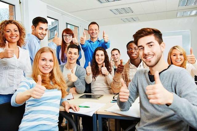 Fürs Leben lernen : Ausbildung im Ausland