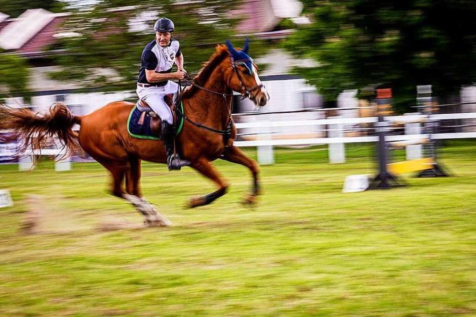 Dynamik beim Turnier in Weil-Haltingen (Foto: Sebastian Sternemann)