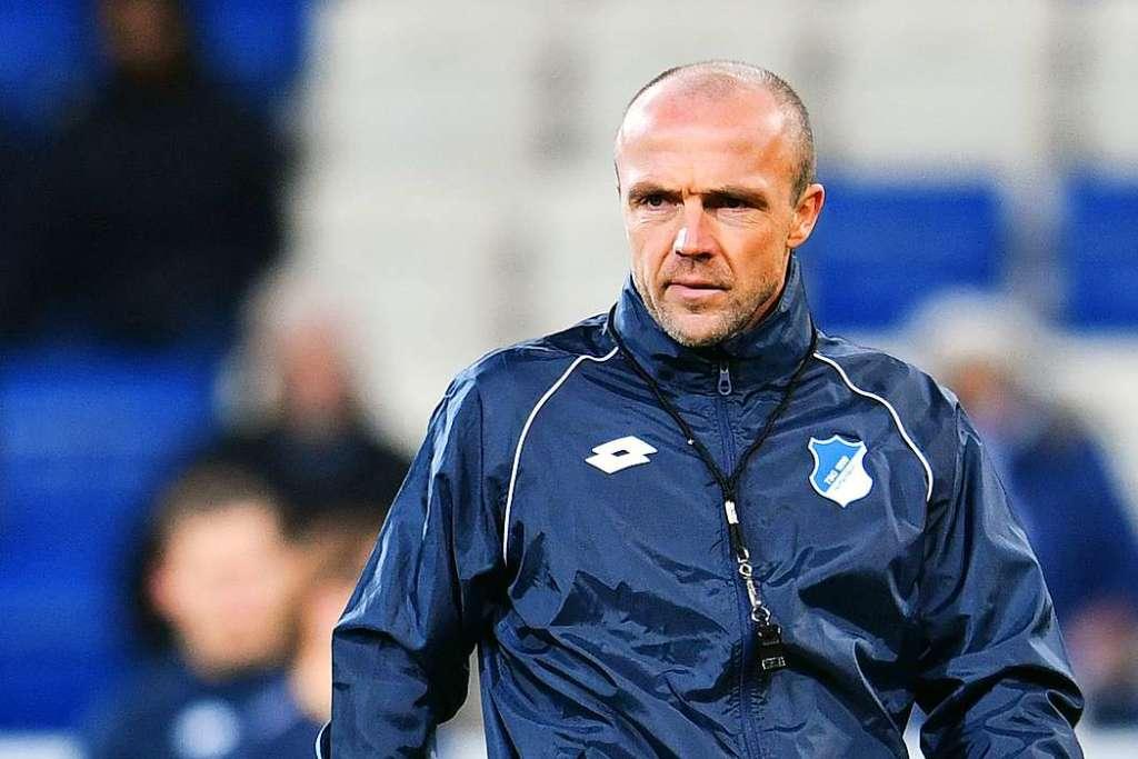 Neuer Trainer Hoffenheim
