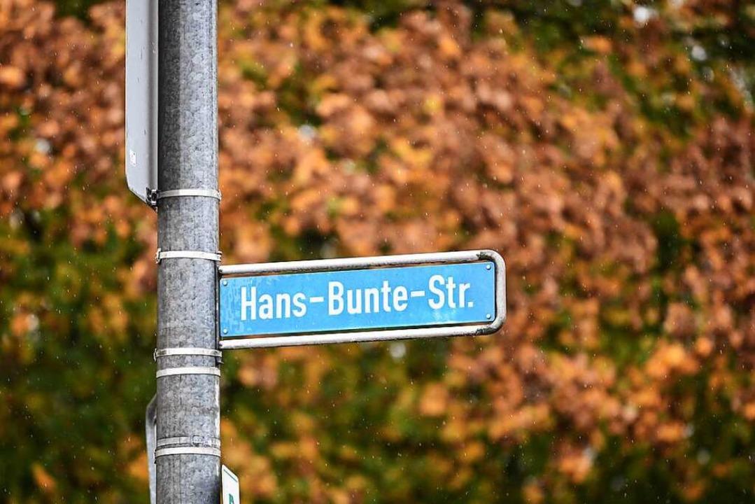 Die Freiburger Hans-Bunte-Straße war T...er mutmaßlichen Gruppenvergewaltigung.  | Foto: Patrick Seeger