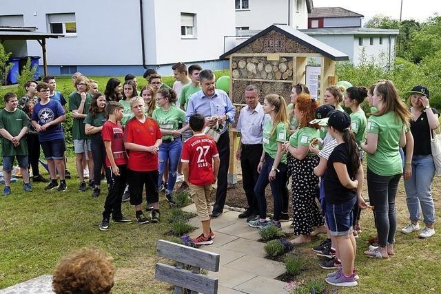 Jugendprojekte für und in der Natur