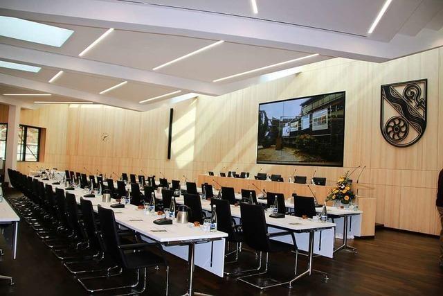 CDU bleibt stärkste Fraktion im Waldshuter Kreistag