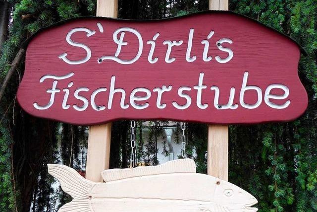 Ein Besuch in der Fischerstube s'Dirlis