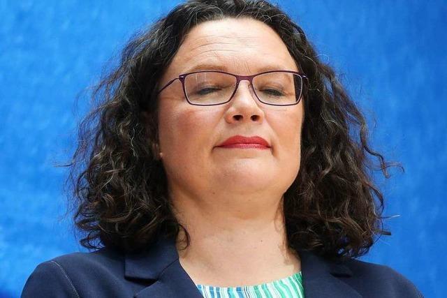 Kritiker der großen Koalition werden nach Wahldebakel wieder lauter