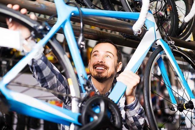 Alles im Rahmen – die richtige Fahrradgröße