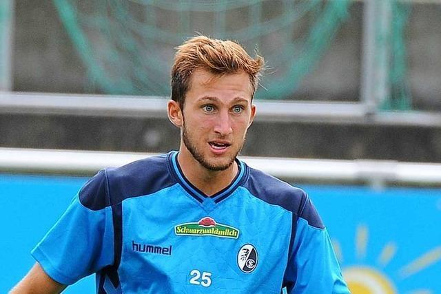 Jonas Föhrenbach verlässt den Sportclub endgültig und wechselt nach Heidenheim