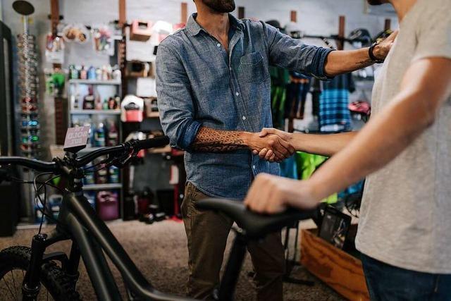 Worauf muss ich beim Fahrradkauf achten?