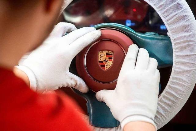 Durchsuchungen bei Porsche: Verdacht auf Bestechung und Untreue