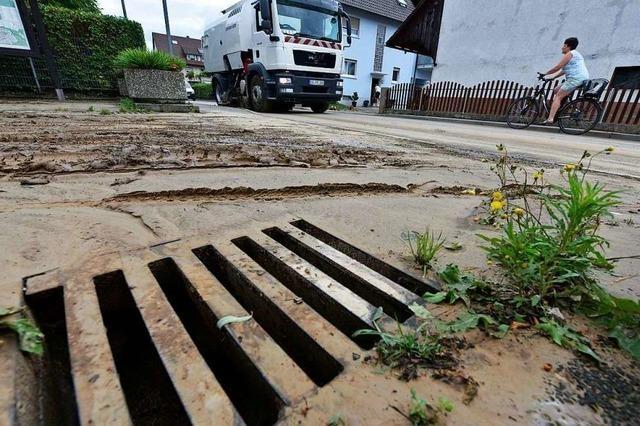 Der lange Kampf gegen Überschwemmungen in Hochdorf