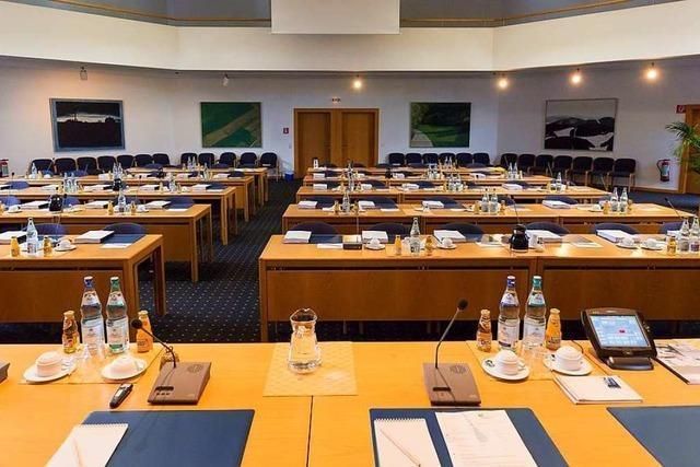 Die CDU bleibt die stärkste Kraft im Lörracher Kreistag