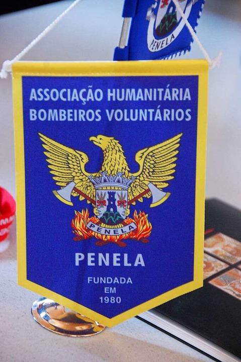 Das Wappen der Bomberos    Foto: Herbert Frey